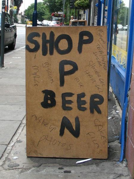 Shopopenbeer