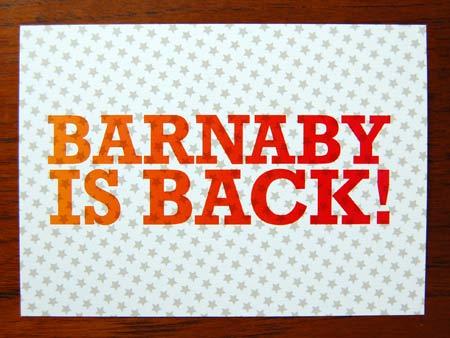 Barnabyback