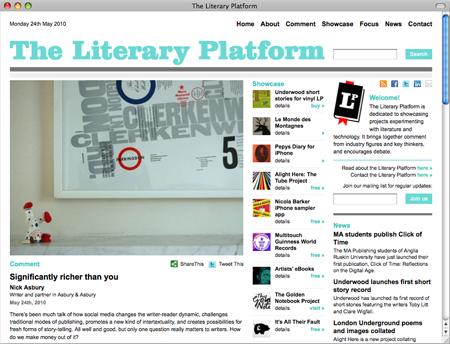 Literaryplatform