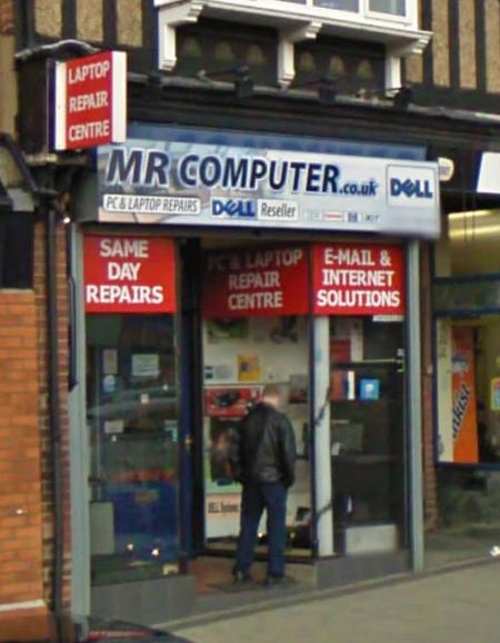 Mrcomputer